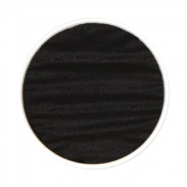 Pearlcolor Waterverf Napje Black Mica  (Intens zwart geen glans ) Ø 30mm