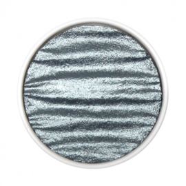 Pearlcolor Waterverf Napje Blue Silver Ø 30mm