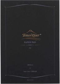 Tomoe River A4 Paper Pad 100 Vel = 200 Pagina's Cremè 52g/m2 Papier
