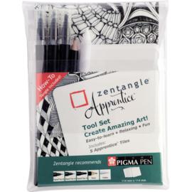 Zentangle Apprentice Tool Set