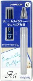 Sailor Hi-Ace Neo Clear Kalligrafie Pen 1.5mm