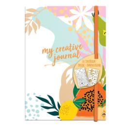 My Creative Journal - Fruity