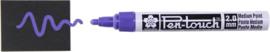 Sakura Pen-Touch Decomarker Paars met Medium Punt (2.0mm)