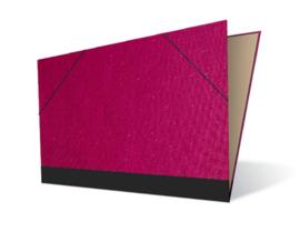 Tekenmap 25 x 35cm | Magic Roze № 4