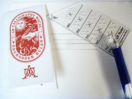 Kalligrafie  Rulers
