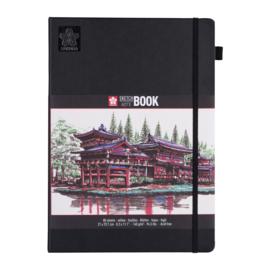 Sakura Sketch Noteboek 21 x 29,7 cm 140g Wit Papier