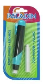 Gumhouder met Schuifknop + 1 Extra Gum