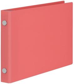 Maruman Into-One Binder - Mini Size - Pink