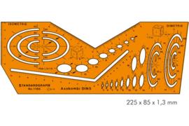 Axokombi DIN 5    # 1186