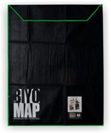 BiyoMap 160 x 210cm (Groene Bies)