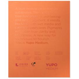 Legion Yupo Medium Pad – 10 Vellen – 27.94 x 35.56cm 200g/m²
