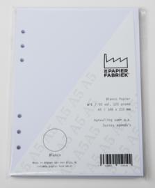 A5  Refills voor Losbladige  6-Ring Planners