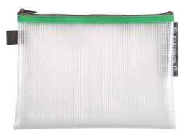Transparante  A5 Zipperbag