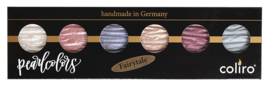 "Finetec / Coliro 6 Pearlcolors Set ""Fairytale"""