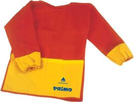 Primo Schilderschort Junior Rood /  Geel    One-Size