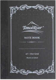 Tomoe River Paper Note Book A7 / 52g/m², 80 Vel - 160 Pagina's - Dot Grid  / Sub Dot Grid