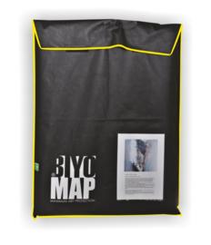 BiyoMap 70 x 90cm (Gele Bies)