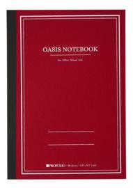 ProFolio® Oasis Notebook Brick  , A5 = 14,8 x 21cm