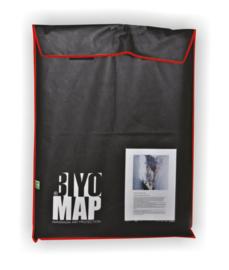 BiyoMap 90 x 110cm (Rode Bies)
