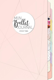 Mijn Bullet Journal MUS  - Sticky Tabs