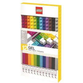 LEGO®  Gelpennen Set van 12