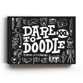 'Dare to doodle' XXL