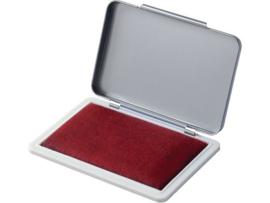 Stempelkussen, 110 x 70mm Kleur Inkt: Rood