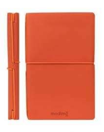 Modimo Refillable Basic Notebook / Planner - Oranje