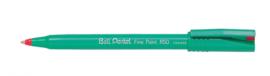 Pentel Rollerpen R50 - Rood
