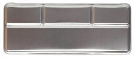 Metal Box voor 12- Pearlcolor Ø 30mm Napjes