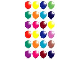 Purple Peach Balloons