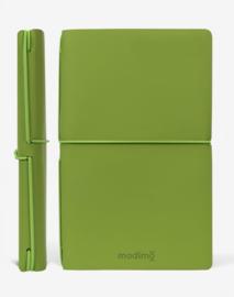 Modimo Refillable Basic Notebook / Planner - Groen