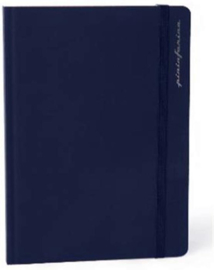 Pininfarina Dotted A5 Notebook | Stone Paper | Blauw