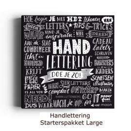 Handlettering Starterspakket Large
