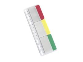 Indextabs Info Notes  op Liniaal voor A5 Losbladige Filofax  (Clipbook) en Succes Planners