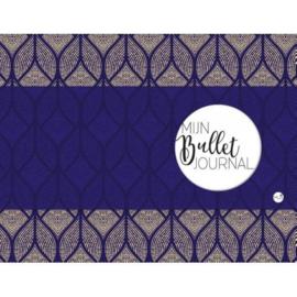 Mijn Bullet Journal - Oblong - Blauw