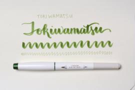 Sailor Shikiori Brushpen Markers per stuk verpakt