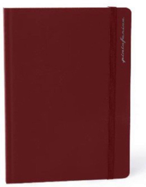 Pininfarina Dotted A5 Notebook | Stone Paper | Rood