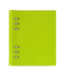 Filofax Clipbook A5 Classic Pear Extra 50 vel Wit Dotted Papier