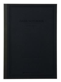 ProFolio® Oasis Notebook Charcoal , B5 = 17,6 x 25cm