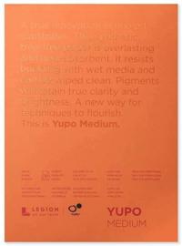 Legion Yupo Medium  Pad – 10 Vellen - 12.70 x 17.78cm 200g/m²