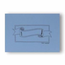 Handlettering Oefenblok A6 Pastel Tinten