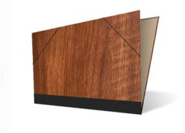 Tekenmap 50 x 70cm   Maple Hout  Licht  №