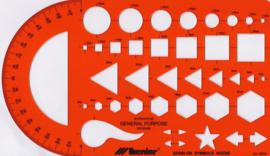 Sjabloon Metrisch voor Algemeen Gebruik | # 10314