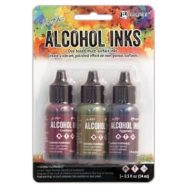 Alcohol Ink & Accesoires