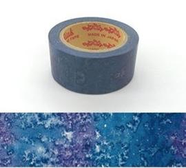 "Rink Washi Tape  - Watercolored Design - ""Hoshizora"""
