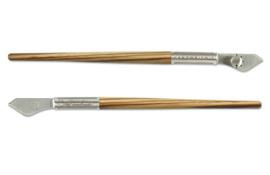 Handwritmic Ruling Pen Art Box Set - Zebra Wood