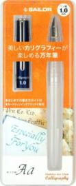 Sailor Hi-Ace Neo Clear Kalligrafie Pen 1.0mm