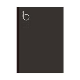 Pilot Black Dotted  Notebook - B5