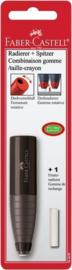 Faber-Castell Potloodslijper en Precisie Gum